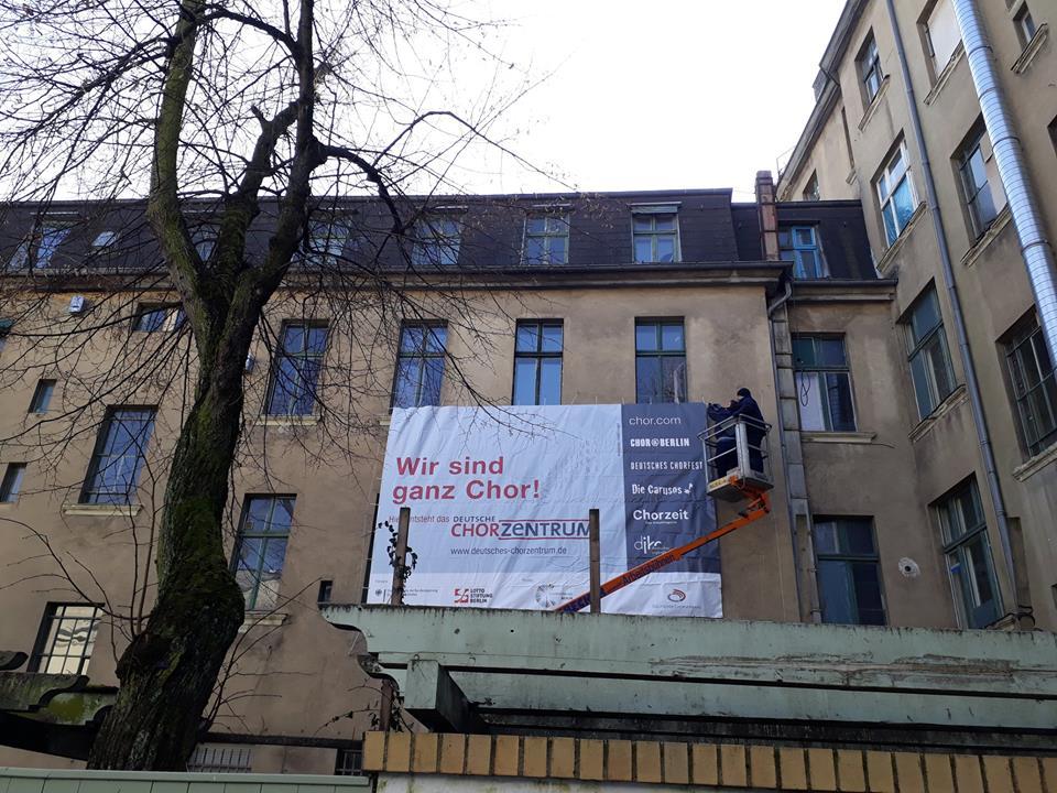 In Berlin-Neukölln entsteht das Deutsche Chorzentrum