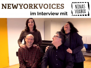 New York Voices im Interview