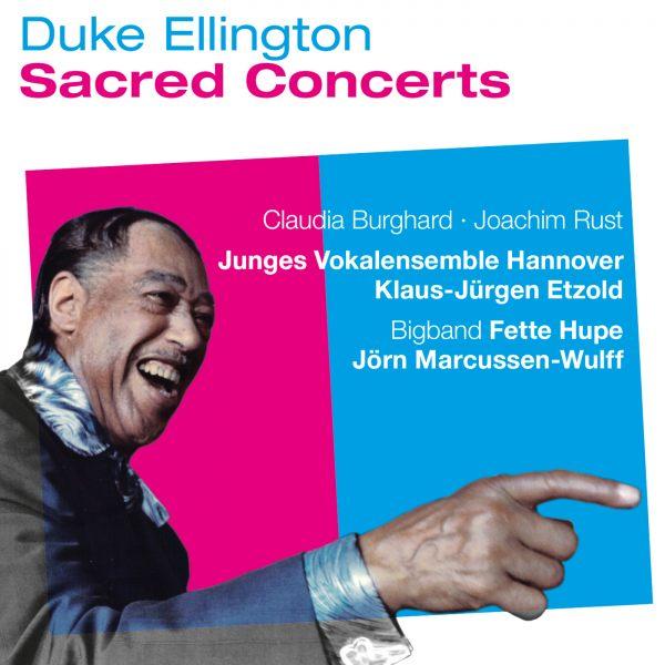 Junges Vokalensemble Hannover: Sacred Concerts