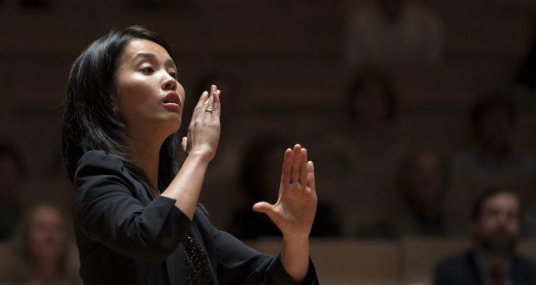 Hsin-Chien Fröhlich gewinnt den 3. Deutschen Chordirigentenpreis
