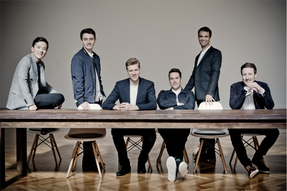 """50 Jahre """"The King's Singers"""""""