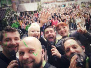 ONAIR gewinnt den 1. Preis beim Moskauer A-Cappella-Festival