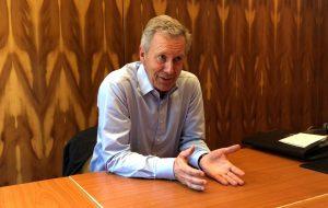 """<span>Interview für den Schwäbischen Chorverband</span> """"Chöre sind wichtig für den Zusammenhalt"""" Interview mit Christian Wulff"""
