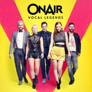 <span>CD-Rezension</span> ONAIR: Vocal Legends