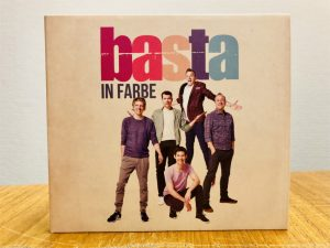 <span>CD-Rezension</span> basta: In Farbe