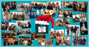 <span>Türchen öffnen!</span> Ninas AdventsBox 2018