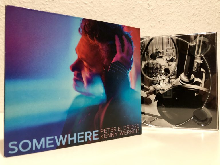 <span>CD-Rezension</span> Peter Eldridge: Somewhere