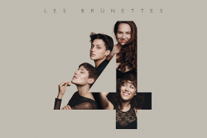 Les Brünettes: 4