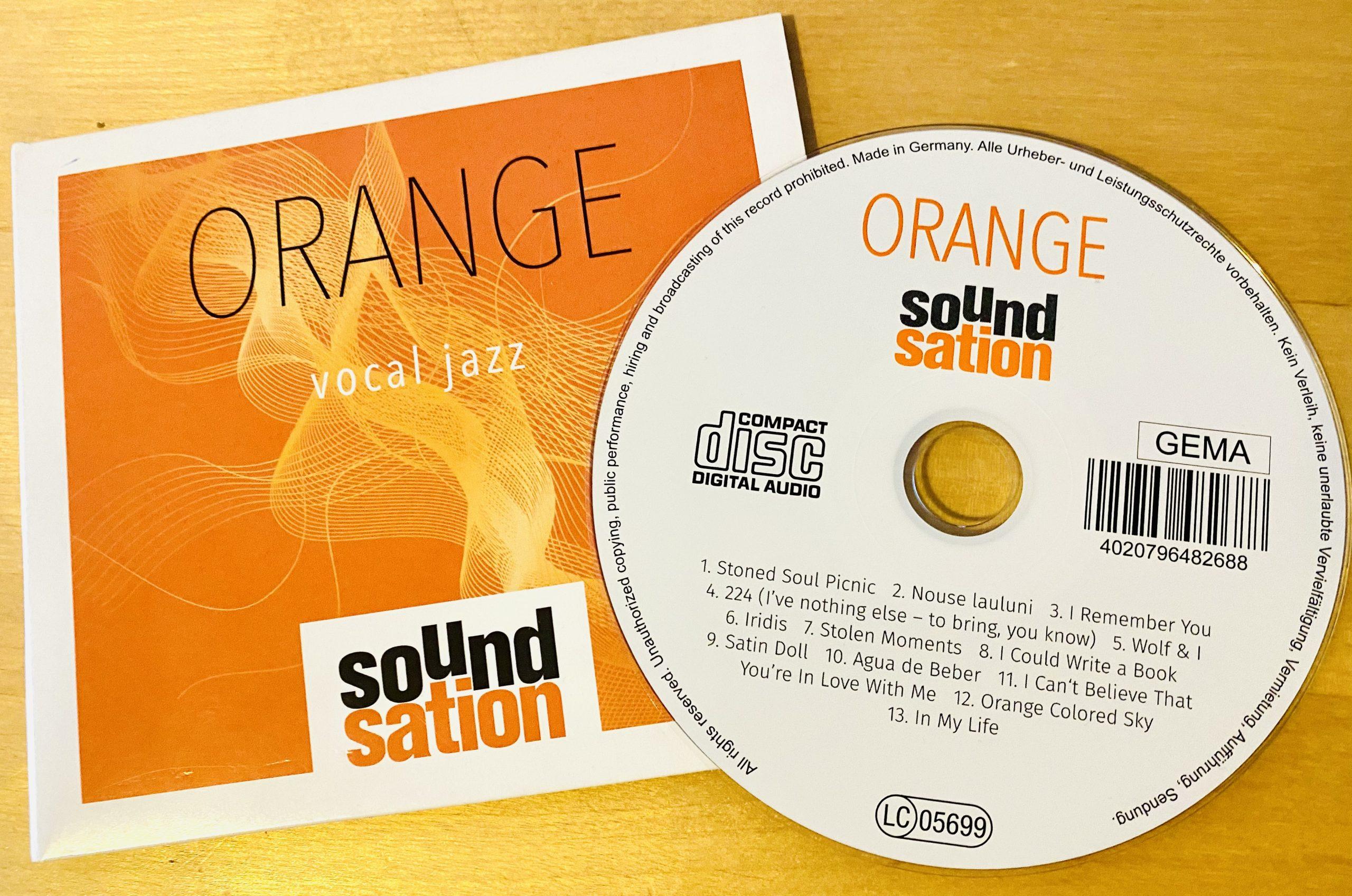 Soundsation: Orange
