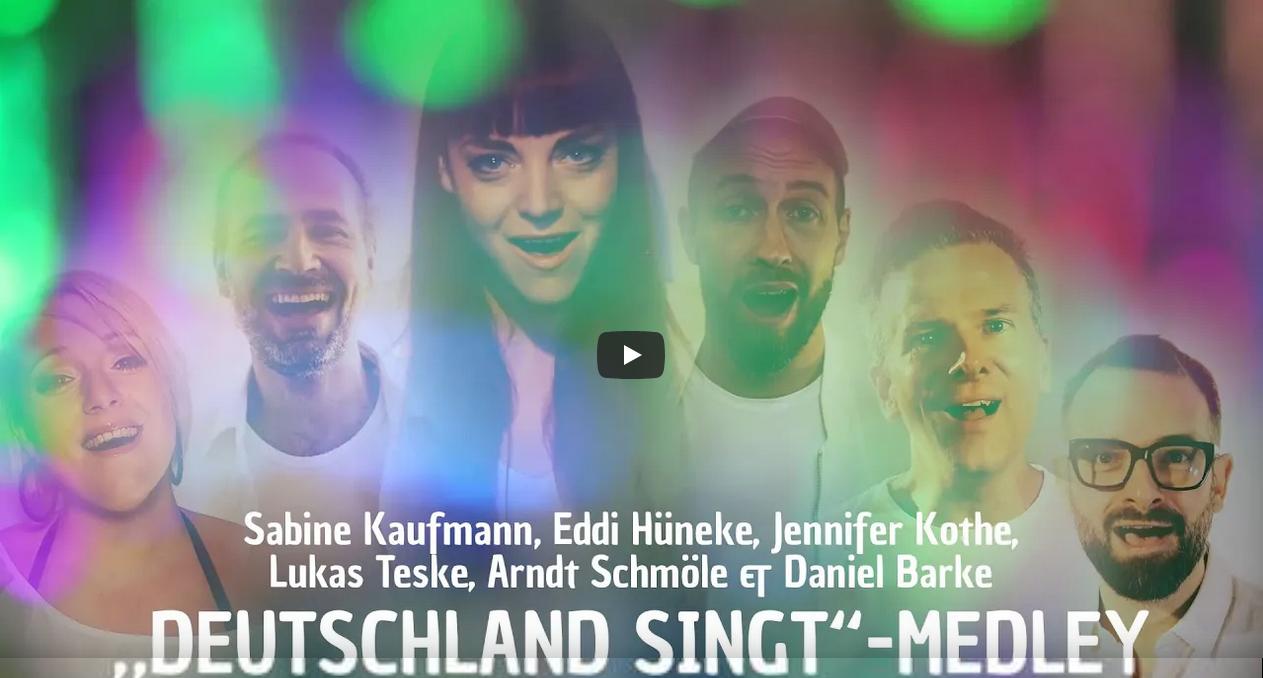 """""""Deutschland singt"""" – Medley"""